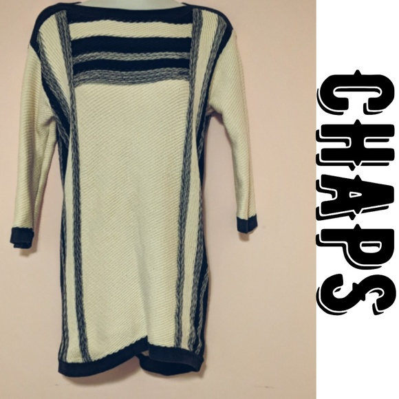 Chaps Sweaters - {Chaps} Sweater